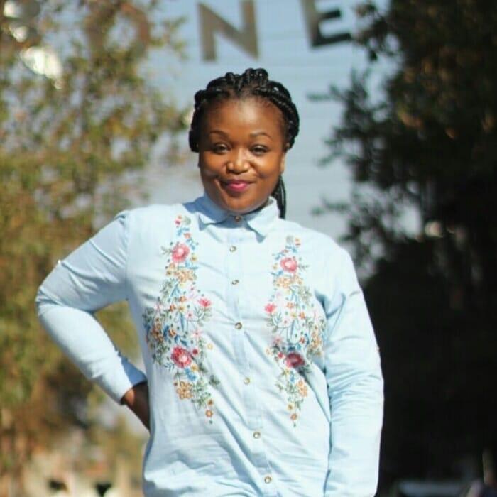 Zanele Mlimi Triumphant Zoe Client